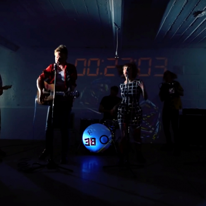 Skinny Lister 38 minutes by The Film Smith - Video production Bristol and London