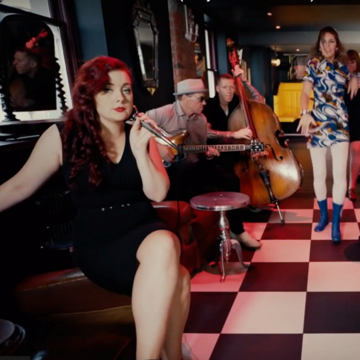 The Hawkmen Soulful Dress by The Film Smith - Video production Bristol and London